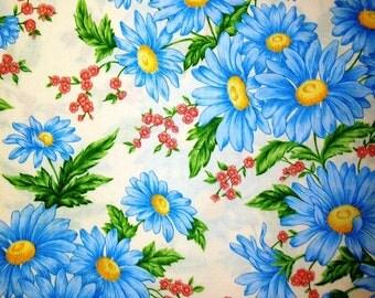 Blue Daisies
