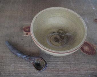 Salt Bowl with Spoon, Sugar Bowl, Condiment Bowl