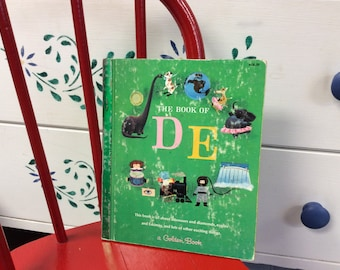 The Book of D E from My First Golden Learning Library