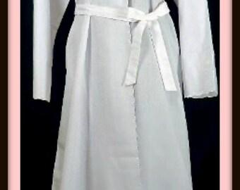 Princess Cotton Robe small-2X