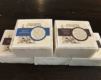Moisturizing Goat's Milk Soap