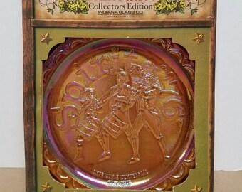Vintage 1976 Commemorative Plate