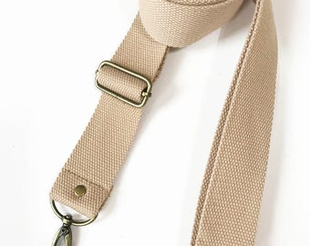 "1.5""  Canvas Webbing strap ,Replacemwnt Bag Strap.Adiustable straps"