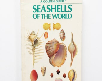 Seashells of the World, Golden Guide, 1962