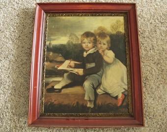 Vintage Picture of Children