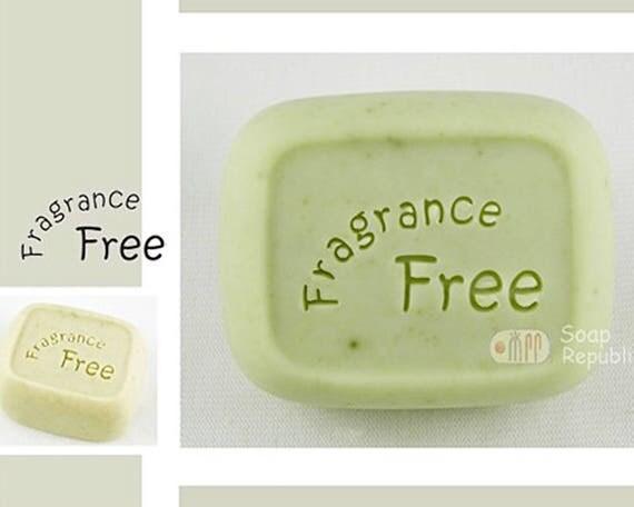 SoapRepublic  Fragrance Free Acrylic Soap Stamp