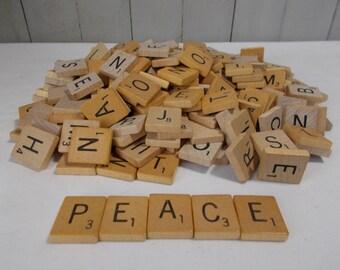 250+ Scrabble Tiles