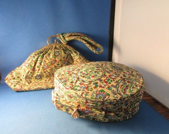 Madison Hat and Purse Set