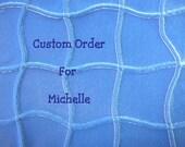 Personalized Pencil Mug Wrap for Michelle