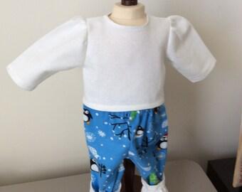 Baby Bitsy Doll Pajamas