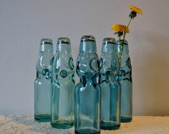 Antique Codd Bottles Marble Soda Bottles