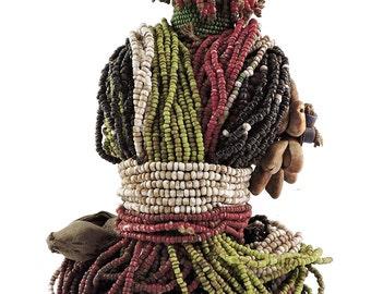 Fali Fertility Doll Phallic Cameroon African Art 108142