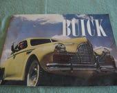 1940 Buick Brochure