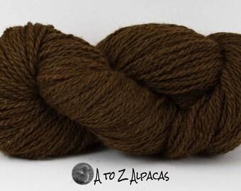 Royal Baby Natural Alpaca Yarn Chunky Weight Cocoa