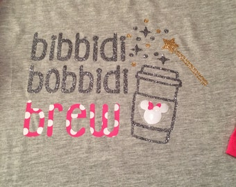 Disney Bibbidi Bobbidi Brew Shirt