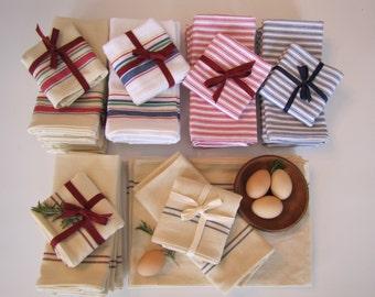 Farmhouse Ticking Kitchen Towel,Dish Towel, Farmhouse, Vintage Kitchen, Christmas Towel, Tea Towel, Farmhouse Towel, Kitchen Towel