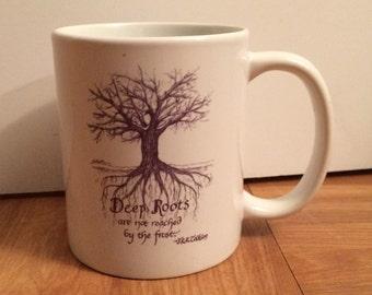 Deep Roots mug