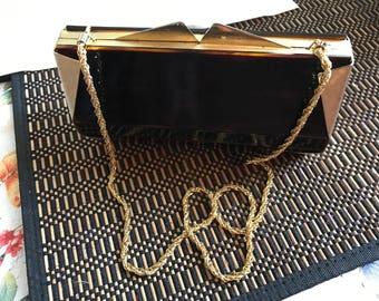 Vintage Evening Handbag, made in Italy