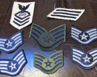Militaria ~ Lot of U.S. Army Uniform Patches