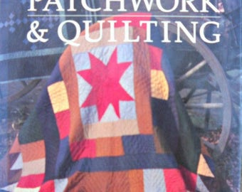 American Patchwork & Quilting, by Better Homes and Gardens, Vintage 1985