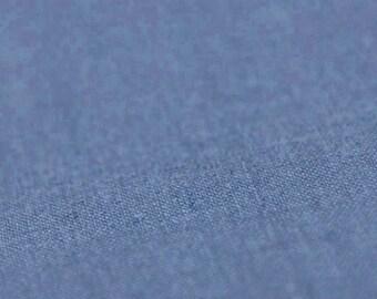 Blue linen fabric by half yard, Serenity blue fabric, natural fabric, Soft linen, Pure linen fabric