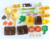 Tupperware Kitchen Gadgets Tools Hostess Party Gifts Favors Choice Mix and Match Harvest Colors