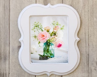 Picture frame 6x9 (choose color and shape)