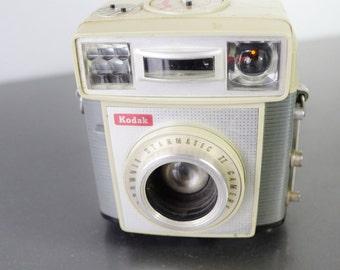Vintage Kodak Starmatic Gray Body Camera