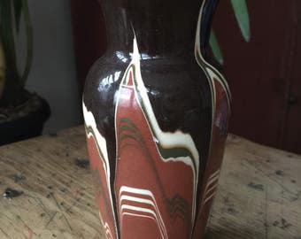 Lovely American Pottery Vase - SouthWest Style and Inspiration Vintage 1960s