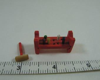 Miniature Toy // 1:12