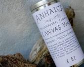 Canvas Wax