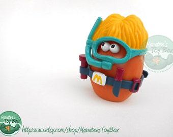 McDonalds McNugget Buddy Snorkel 1980s Toy