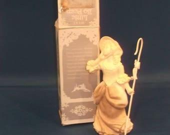 Vintage Avon Little Bo Peep Sweet Honesty Cologne Decanter with Box
