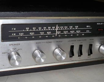 Vintage 1970's Sony STR-222 stereo Receiver