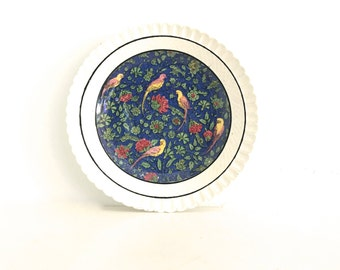Antique Crown Ducal Chintz Plate