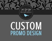 Custom Graphic Design - Flyer, Promotion, Advertisement, Banner, Poster, Post Card, Meme - DIGITAL FILE