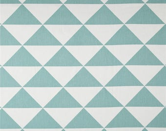 "Two 96"" x 50""  Custom Curtain Panels - Rod Pocket Panels - Dimensions - Canal Teal"