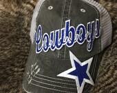 Cowboys cap