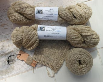 Natural Colored Wool