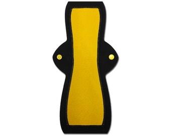 "Reusable Maxi Pad (12"" Heavy - Mango Flannel)"