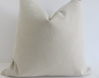Beige Pillow Cover, Beige Pillow, Pillow Cover, Beige, Accent Home