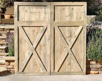 Headboard Vintage Barn Door Replica By Foo Foo La La
