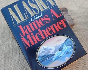 Alaska   A Novel by James A. Michener  Copyright 1988