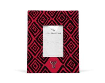 Texas Tech Red Raiders 9x11 Diamond Picture Frame