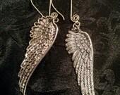 Freedom (feather) earrings