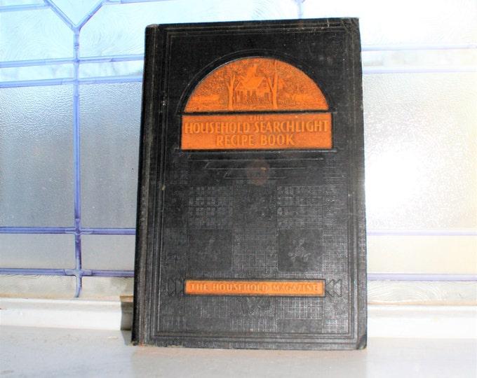 1940 Cookbook Searchlight Recipe Book Cook Book