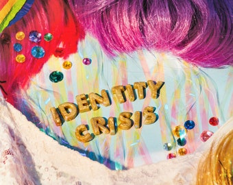 Identity Crisis Zine- Original Art by Savana Ogburn