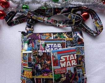 Adult Crossbody Bag: Star Wars