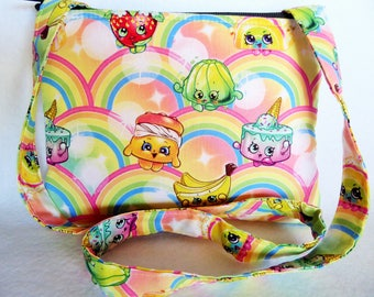 Kid's Crossbody Bag:Shopkins4