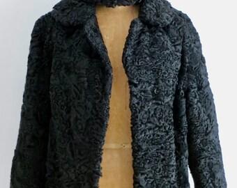 Persian lamb coat   Etsy